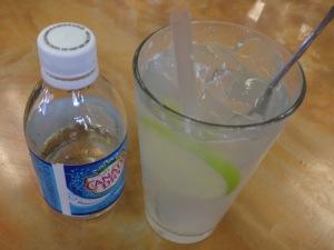 lemonade with soda