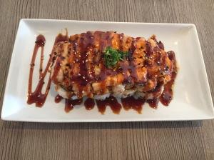 Seafood Dynamite roll