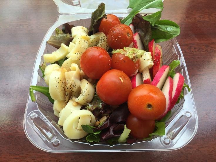 small salad