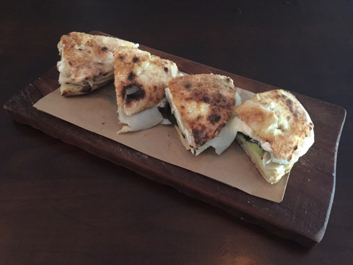 panino con tacchino (turkey panini)