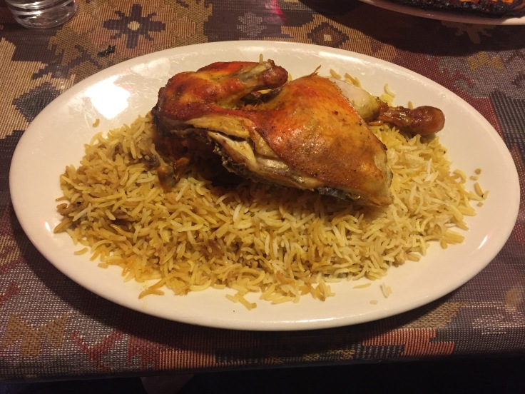 chicken mandhi