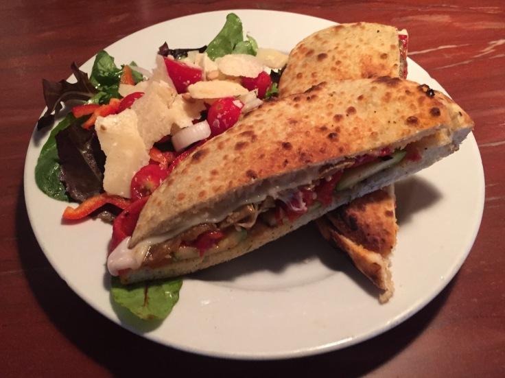 saltimbocca vegetariano