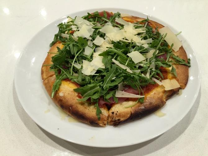 Cucina Cucina pizza