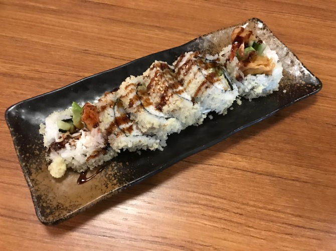 shrmp tempura roll