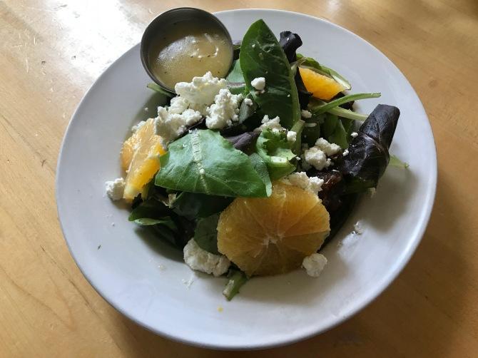 Willo Grove salad