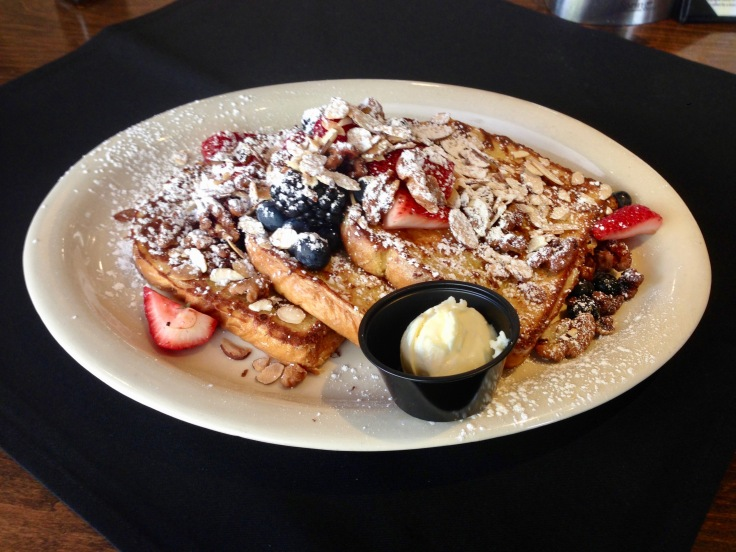 BC Signature French toast