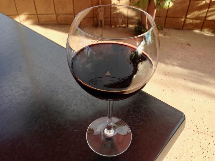 Principato merlot-cabernet blend