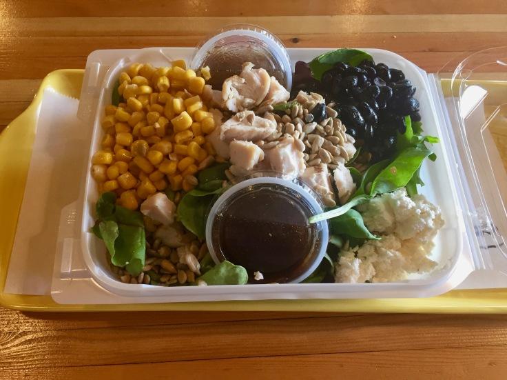 No. 3 salad