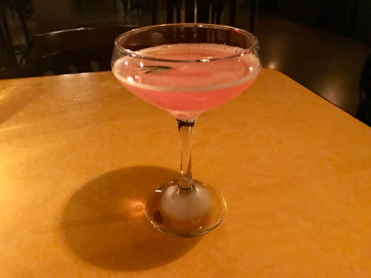 Rose Mofford cocktail