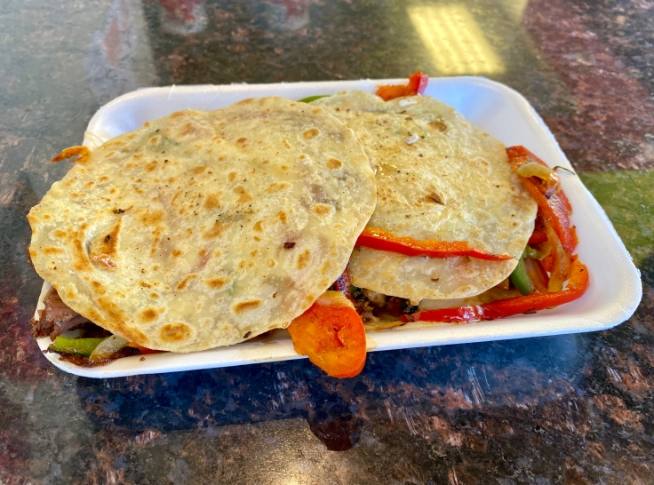 small quesadillas fajita styles